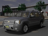 Chevrolet Tahoe Z71(GMT900)