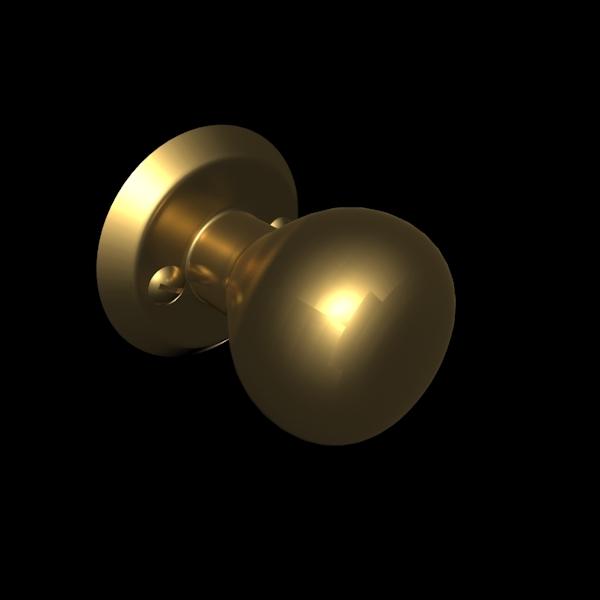 max realistic door knob