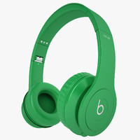 Headphones Monster Beats Solo HD 04