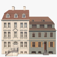 3d houses berlin build friedrichsgracht