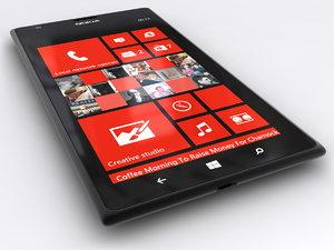 3ds max phone nokia lumia 1520