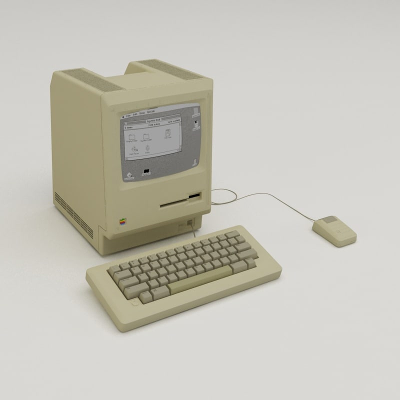 macintosh computers models - photo #14
