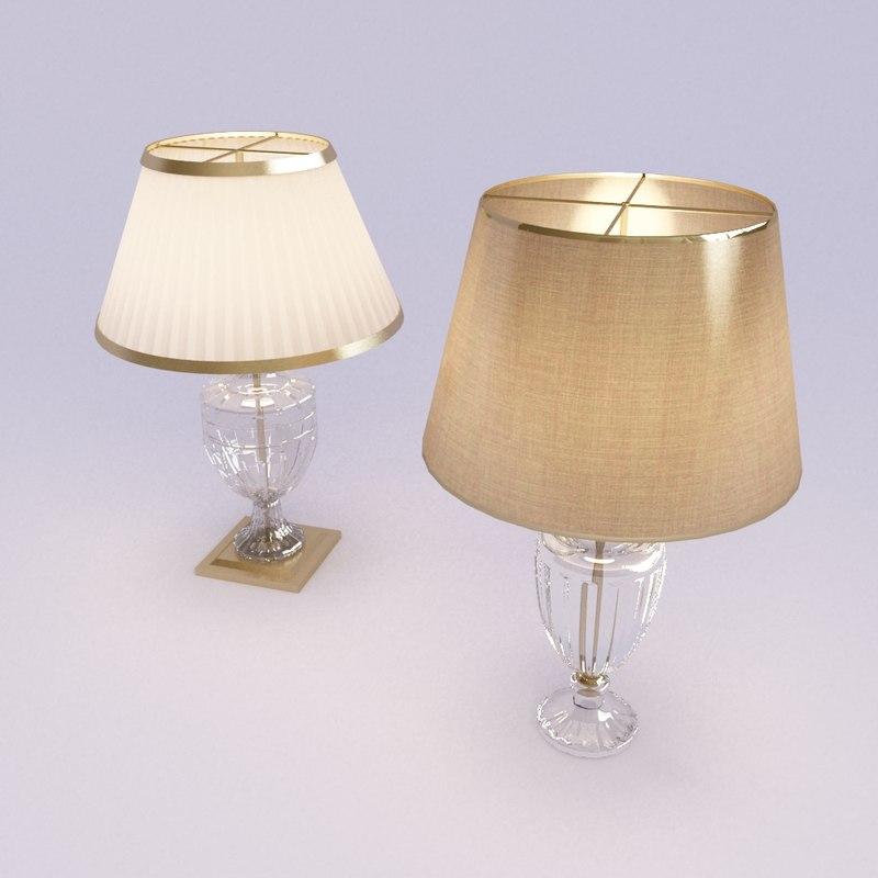 classic lamp max