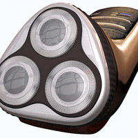 3d shaver philips shave