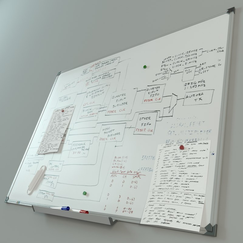 abc whiteboard max
