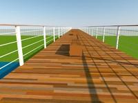 Truss Footbridge