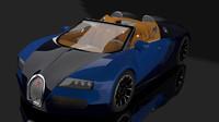 carros 3d model