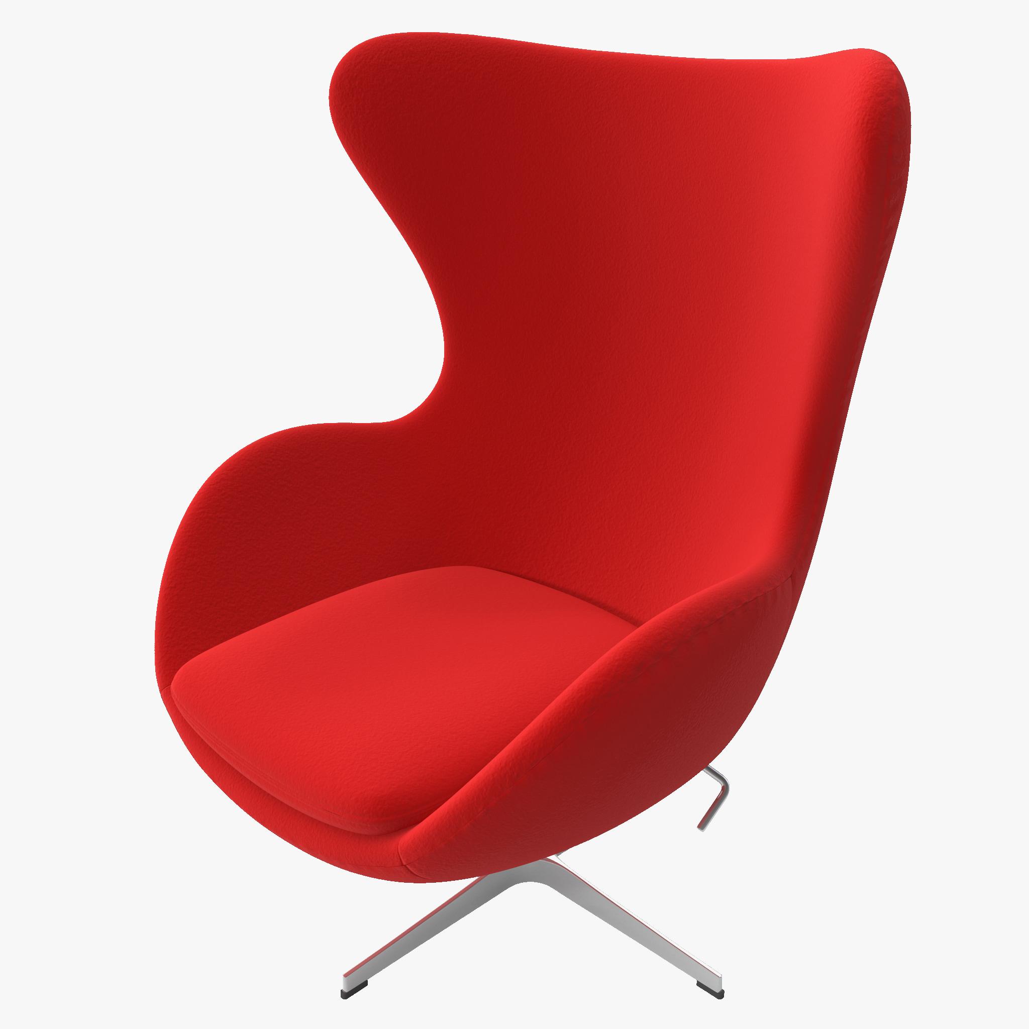 c4d egg chair