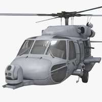 3ds max hh-60 rescue hawk 2