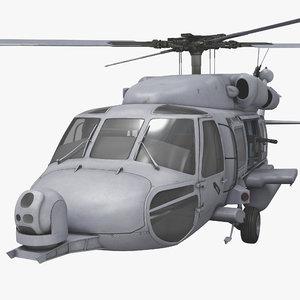 3ds max hh-60 rescue hawk 2