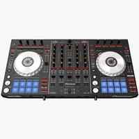 pioneer studio mixer ddj max