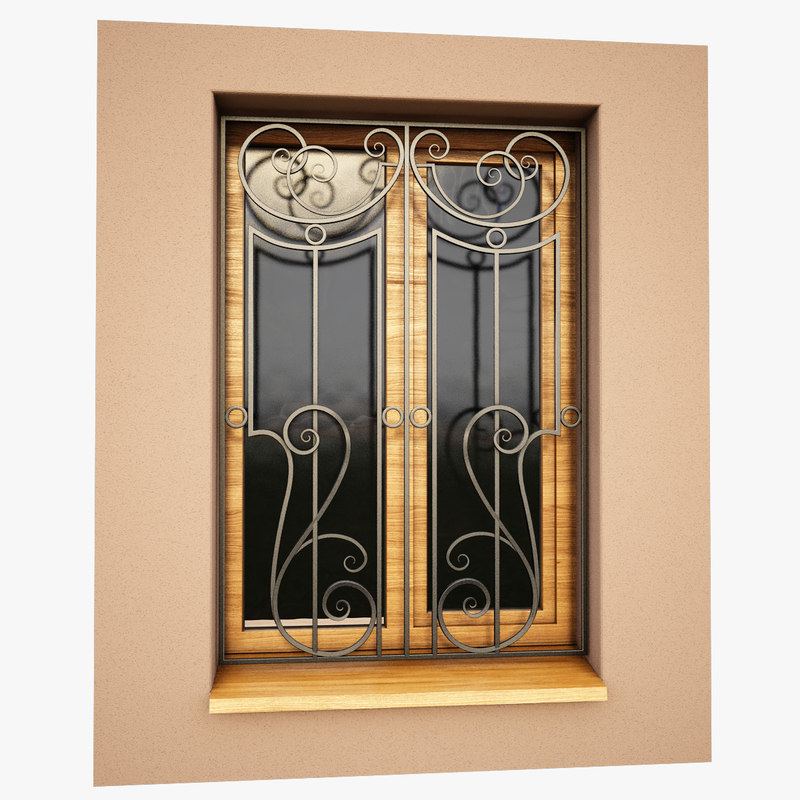 Decorative Security Grilles For Windows Max Windows Security Bars
