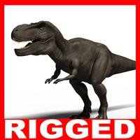 T-Rex (Rigged)