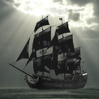 Pirate Galleon