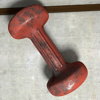 3d iron weights