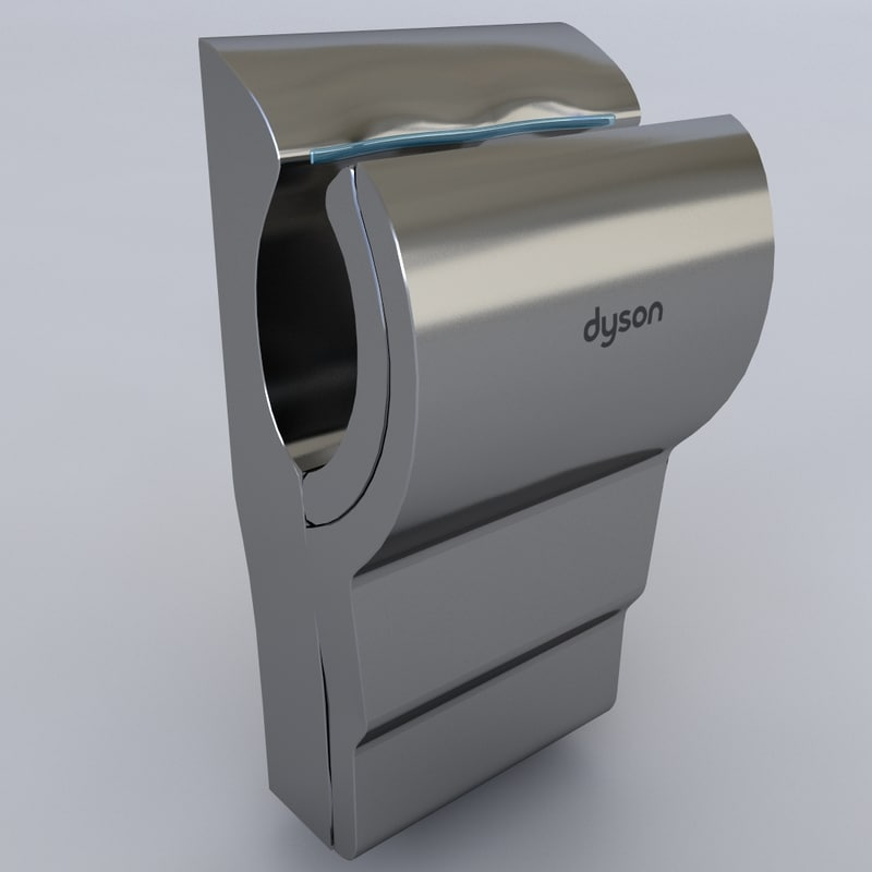3d obj dyson airblade projector
