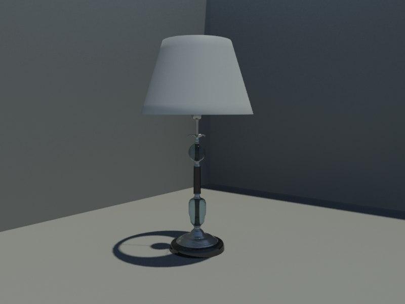 lighting 3d max