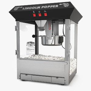 popcorn machine max