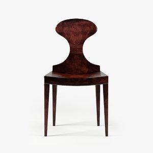 max bolier rosenau estate chair