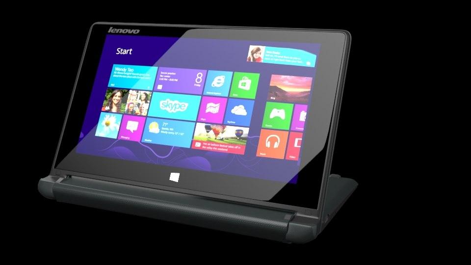 laptop lenovo ideapad flex10 3d max