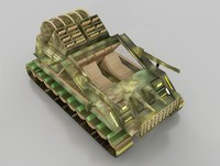 dxf vehicle tank