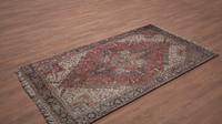 3ds persian carpet