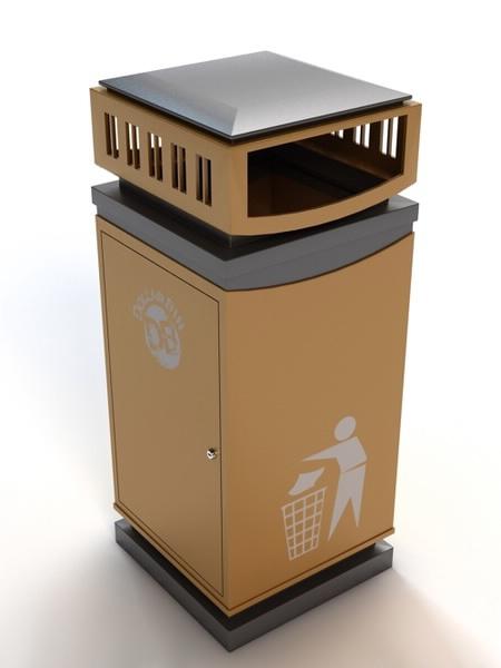max dustbin bin