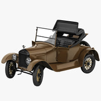 Ford Model T Rigged 2