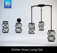 3ds max kitchler krasi