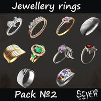 jewellery rings pack max free
