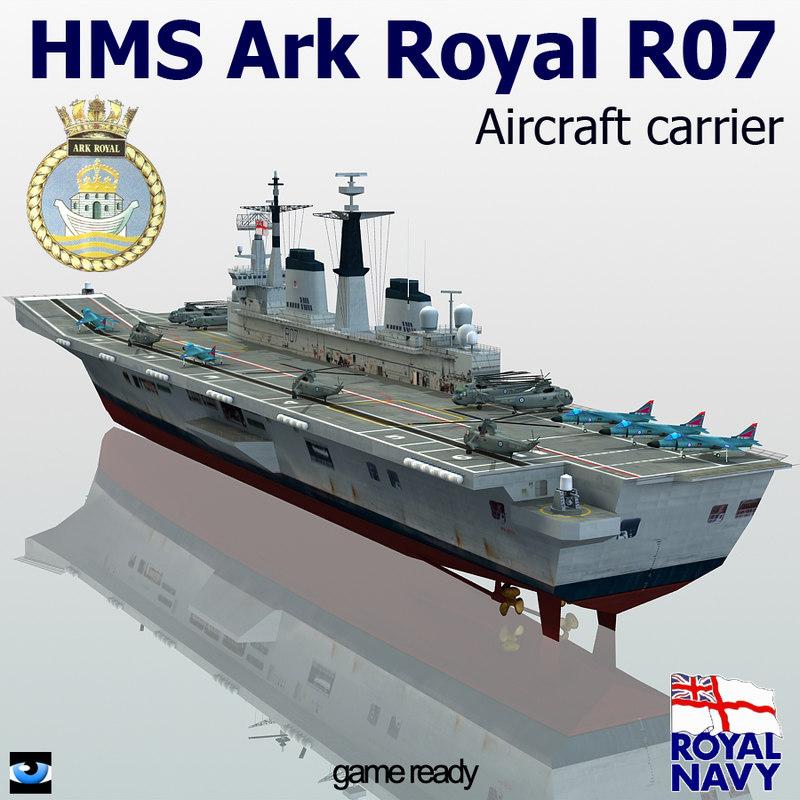 lwo hms ark royal r07