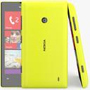 nokia lumia 525 3D models