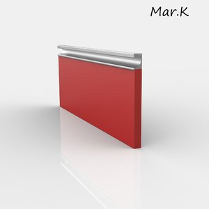 3d model handle eslinga