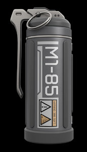 grenade accessories 3ds