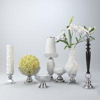 Combined flower vase2