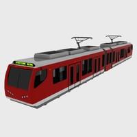 tram train metro