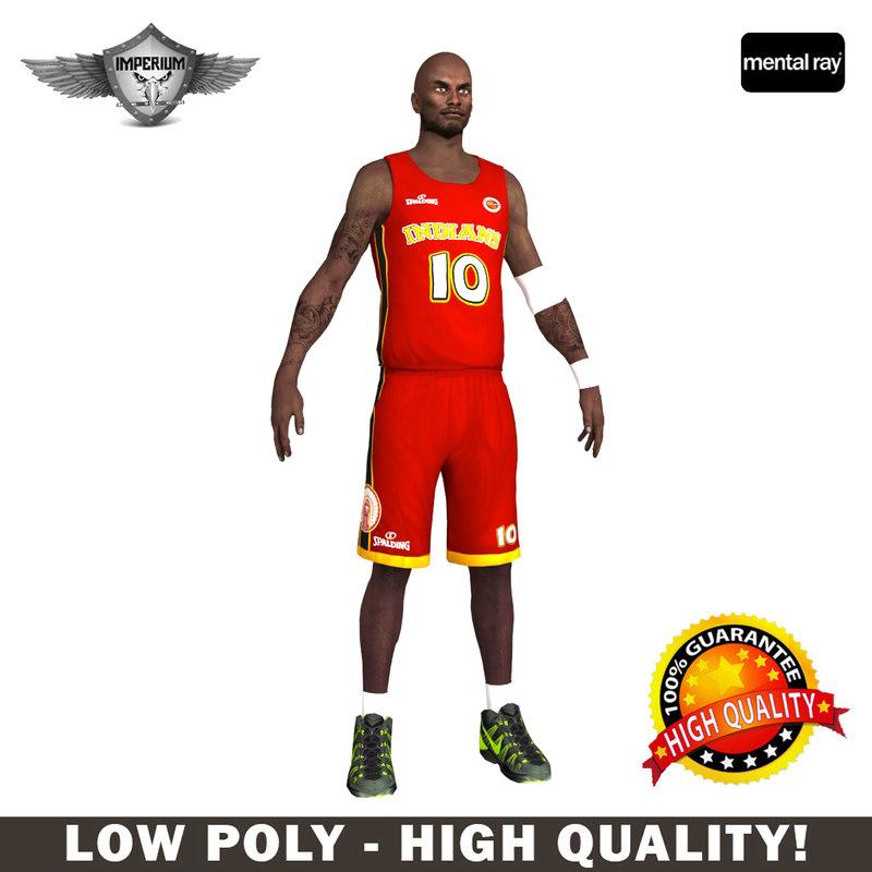 max basketball player