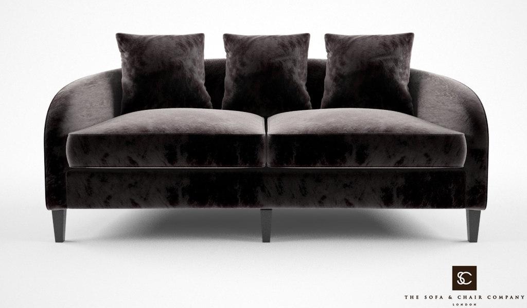 3d sofa chair company