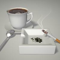 coffee cigarette max