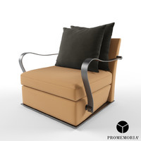 Promemoria Augusto armchair