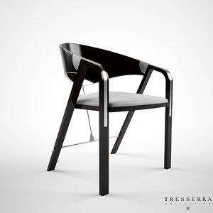 tresserra spinnacker 3d model