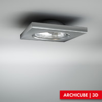 maya spot light