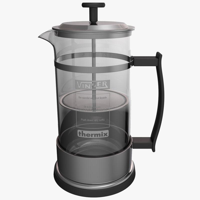 3ds coffee tea maker 2
