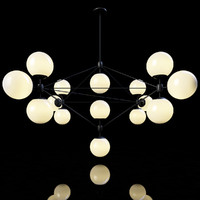 Roll & Hill Modo Chandelier