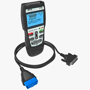 3ds max professional diagnostic code scanner