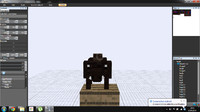 3ds max minecraft boar