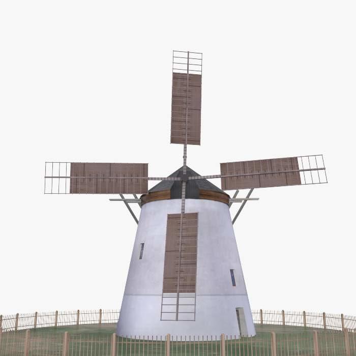 windmill wind retz max
