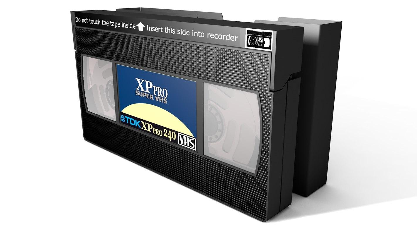 3ds videocassette video cassette
