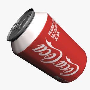 3d coca