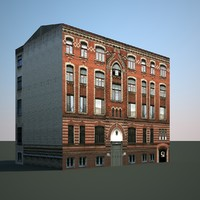 Lowpoly_government_building
